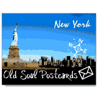 Old Soul Postcards