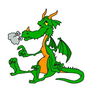 Green Dragon Sitting