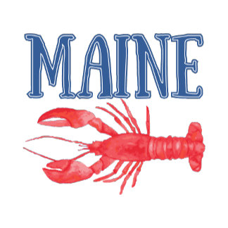 Maine Lobster T-Shirts