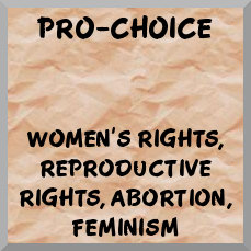 Pro-Choice, Women's Issues, Feminism