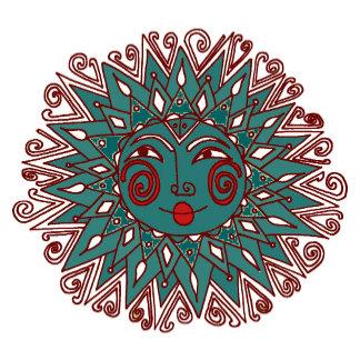 Sun Ukrainian Folk Art