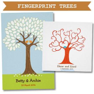 Fingerprint Trees