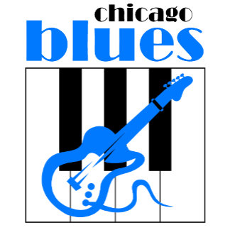 Chicago piano and guitar blues