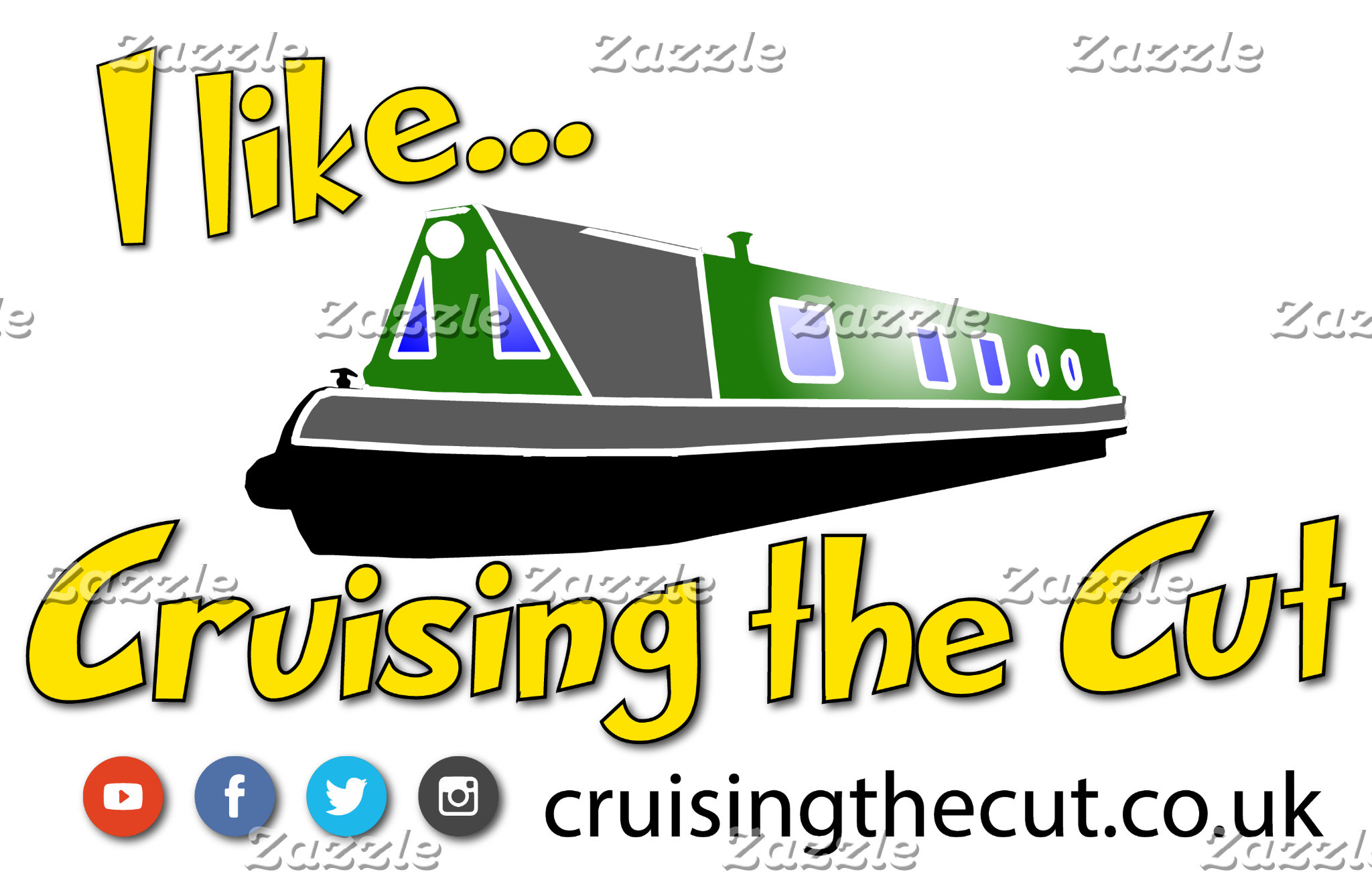 """I Like Cruising the Cut"""