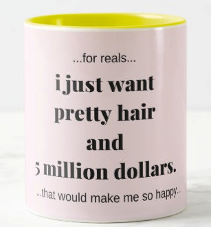 Coffee Mugs 5 Million Dollars