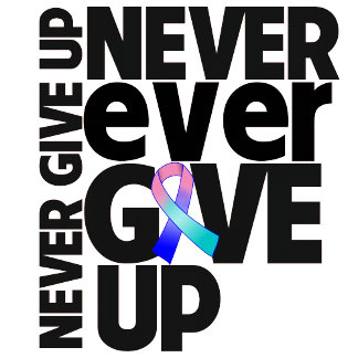Thyroid Cancer Never Ever Give Up