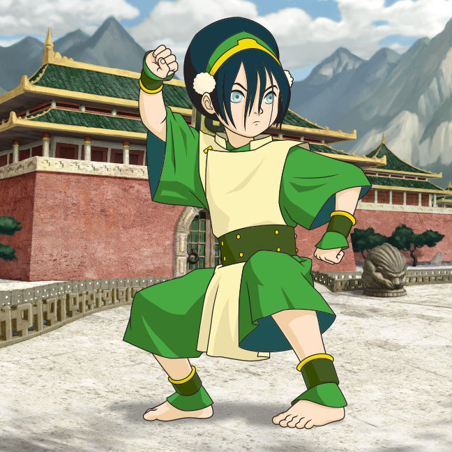 Toph Bei Fong | Earthbending Master