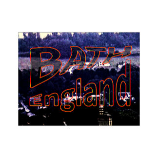 Bath England 1986 0001a1 jGibney The MUSEUM Zazzle
