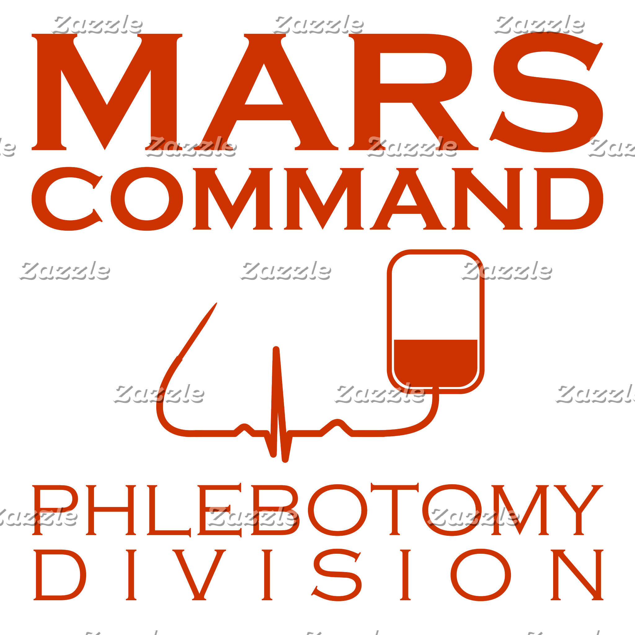 Mars Command Phlebotomy Division