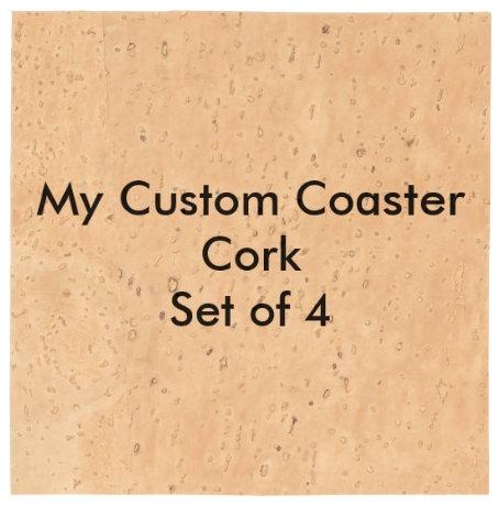 Custom Cork Coasters