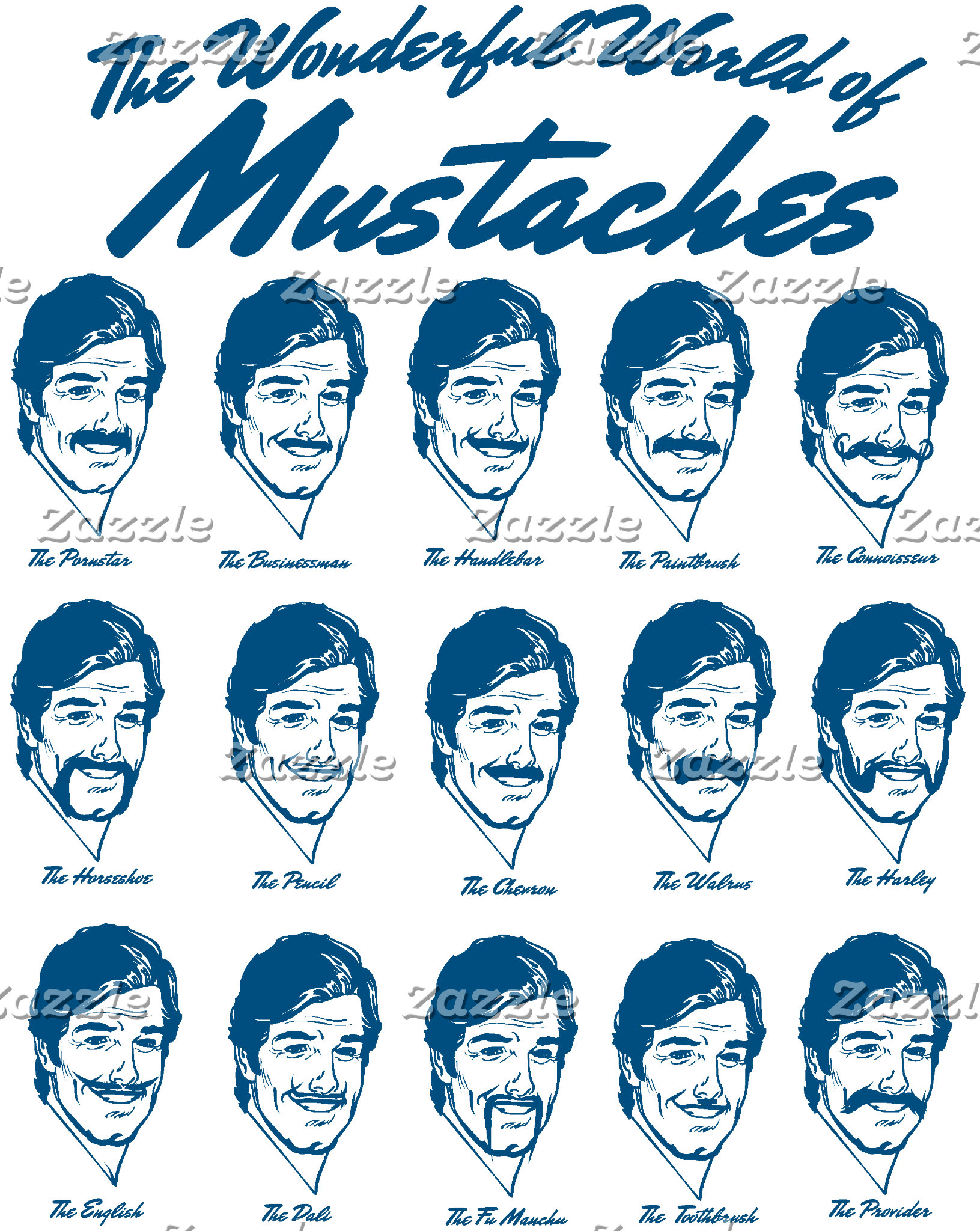 World of Mustaches