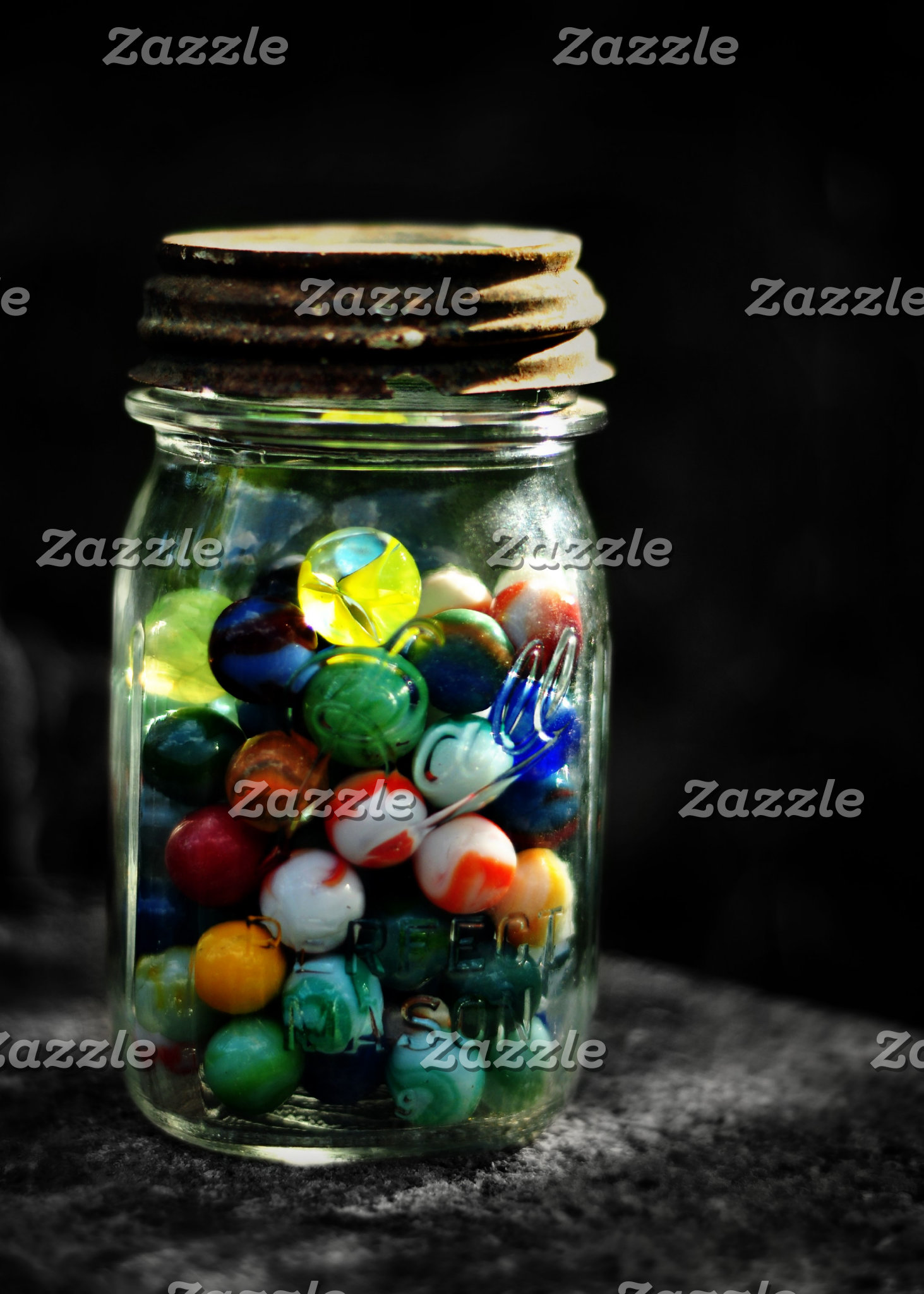 Vintage Glass Marbles