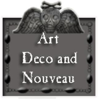art deco/nouveau