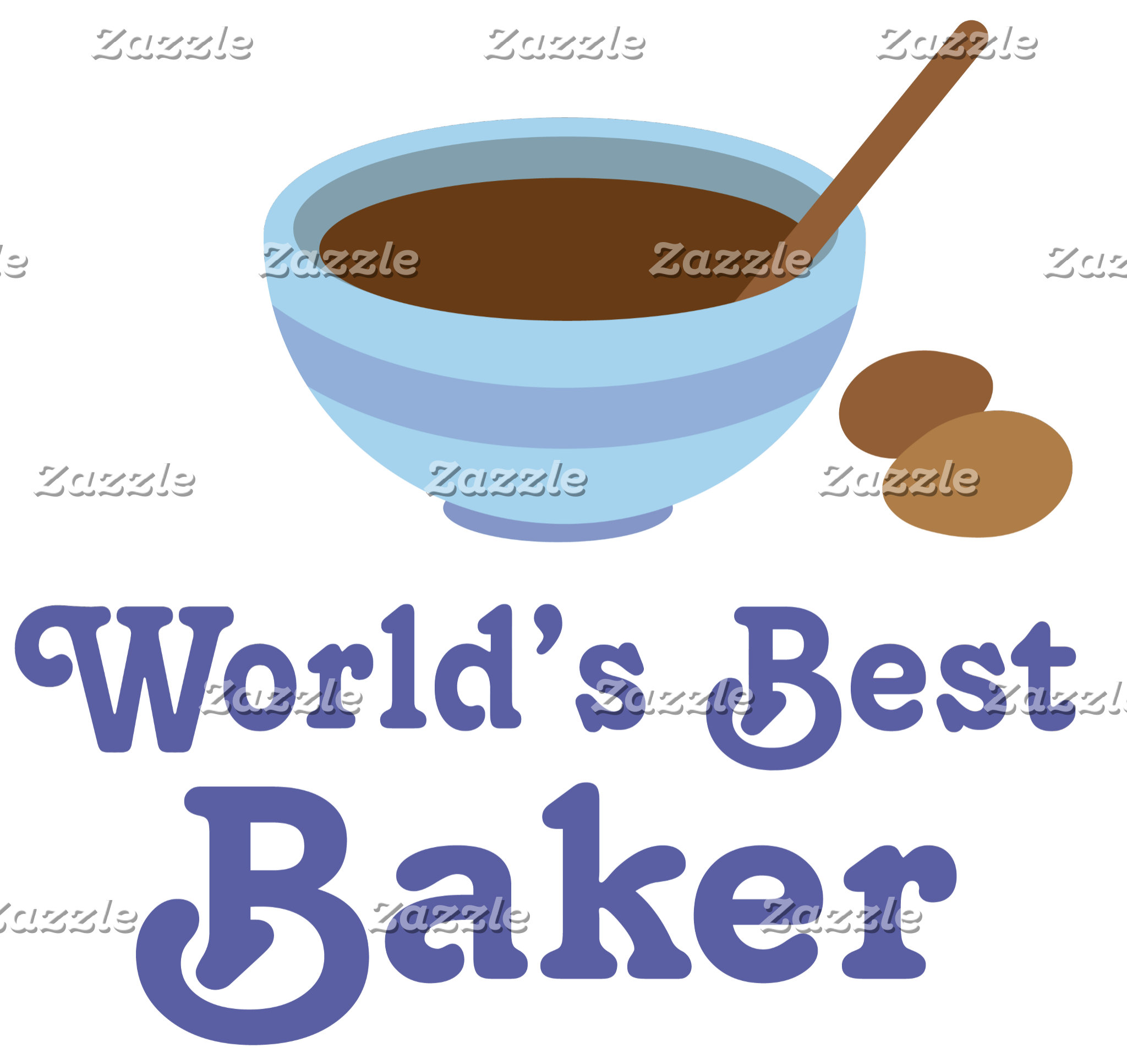 Chef - World's Best Baker