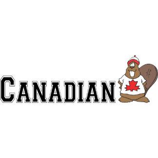 Canadian Beaver T Shirt
