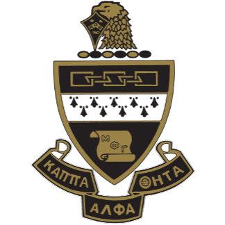 Kappa Alpha Theta Coat of Arms:Color