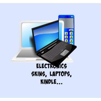 ELECTRONICS - Skins: Laptop, Kindle Fire...