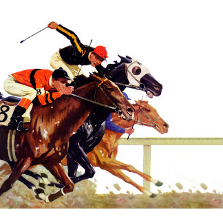 Thoroughbred Race