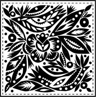 Bird Art Paper Cutouts