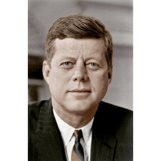 John F. Kennedy Photos and Collages