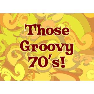 Groovy Seventies