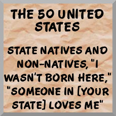 The 50 United States
