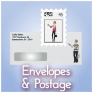 Postage & Envelopes