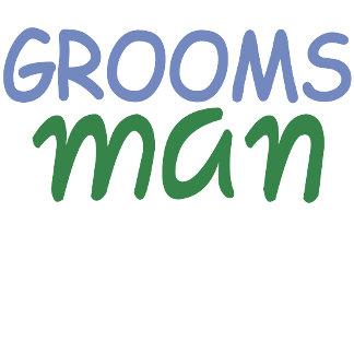 Groomsman (Text)