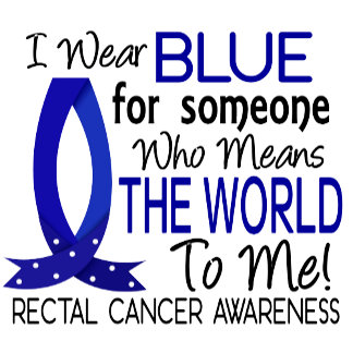 Means The World To Me Rectal Cancer