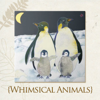 Whimsical Animals