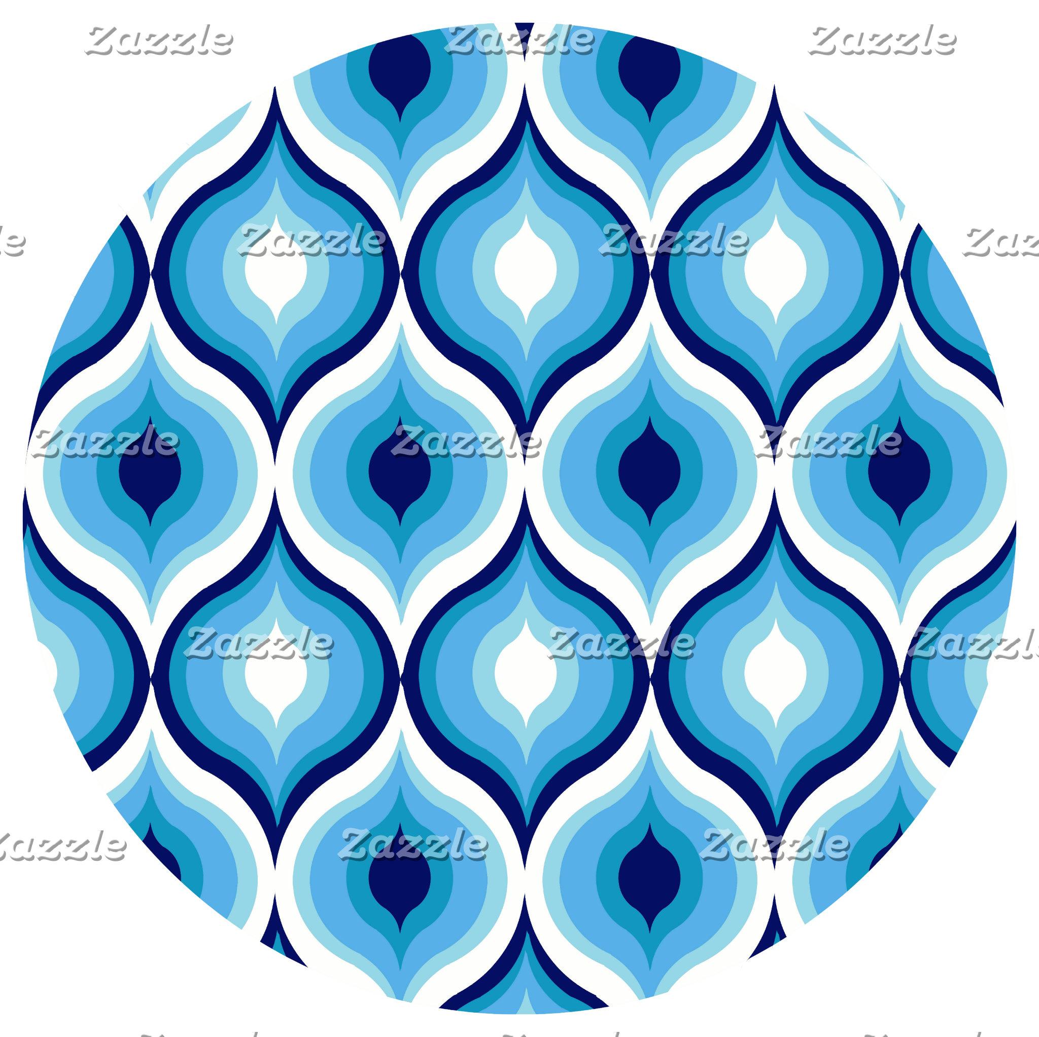 Blue Eye Pattern