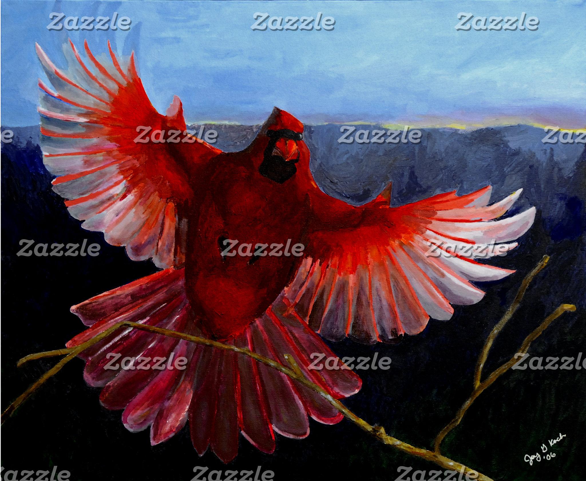 Cardinal's Glory