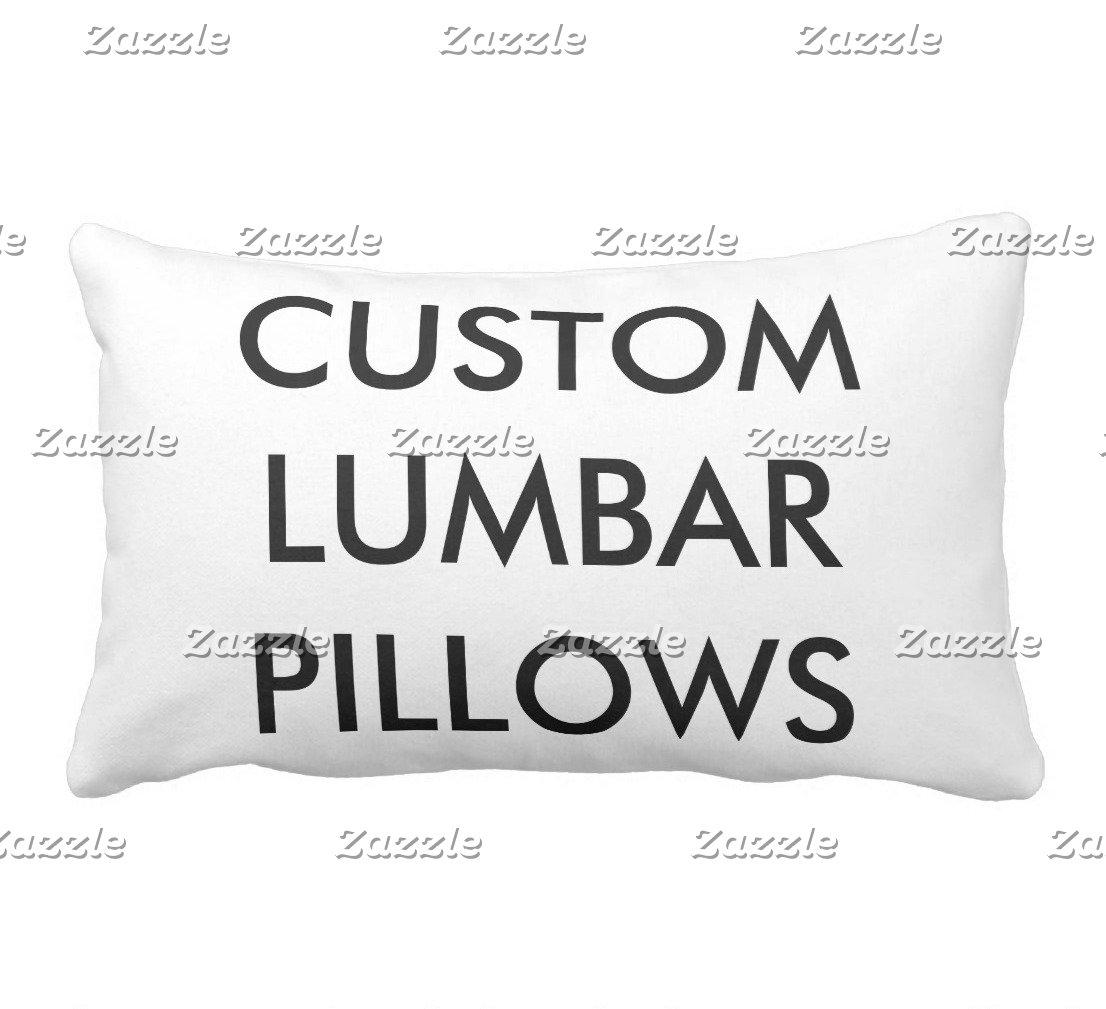 Lumbar Bed Pillows
