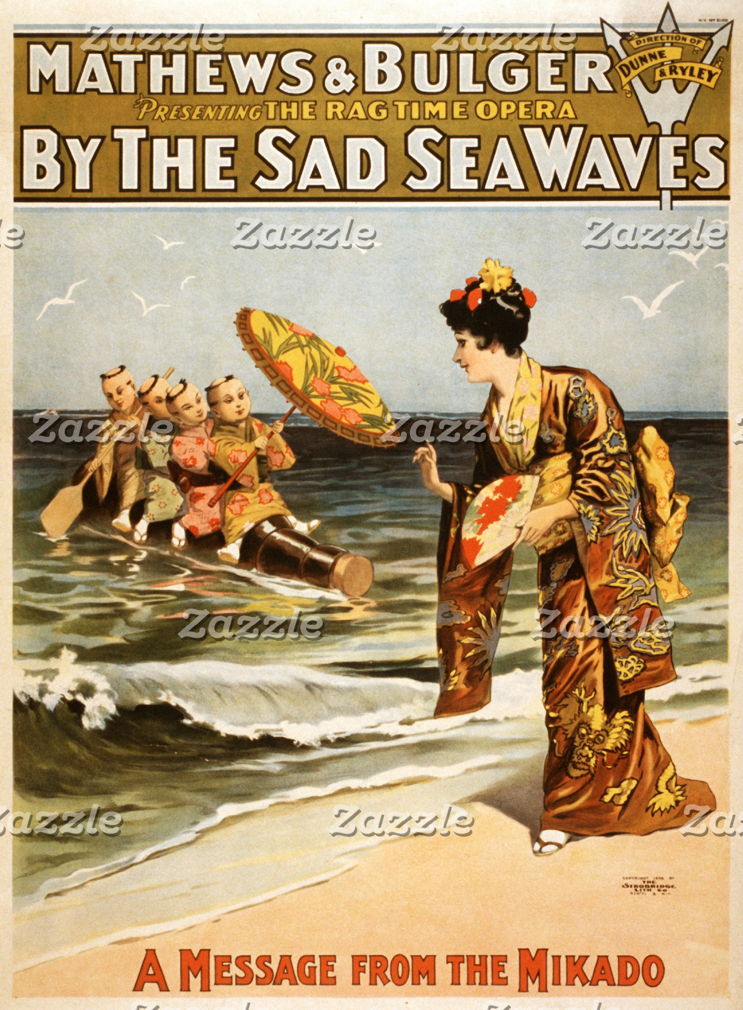 By The Sad Sea Waves