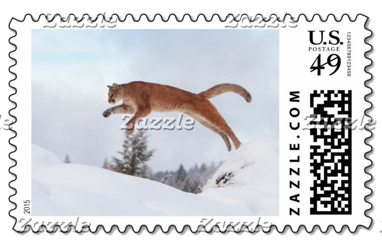 Wildlife Postage Stamps