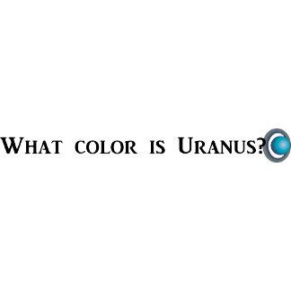 What Color Is Uranus?