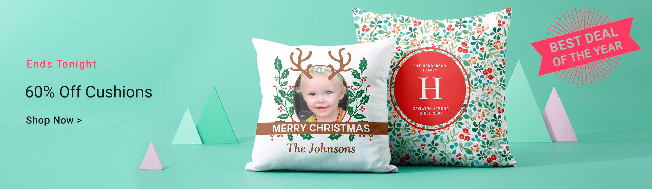ADVENT: Cushions