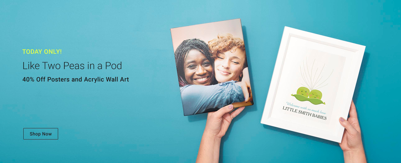 Posters & Acrylic Art