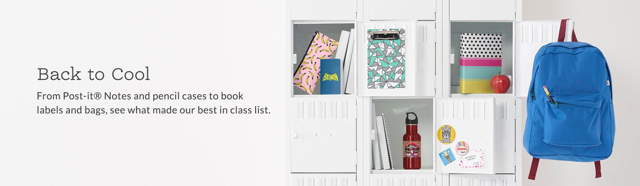 From Post-it Notes and pencils to binders and book bags, see what made our Best in Class list.