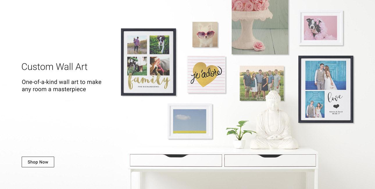 Custom Wall Prints Uk