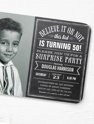 Browse Zazzle birthday invitation templates and customise with your own text, photos or designs.