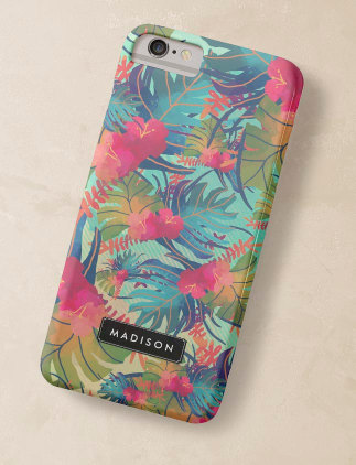 Pattern iPhone Cases