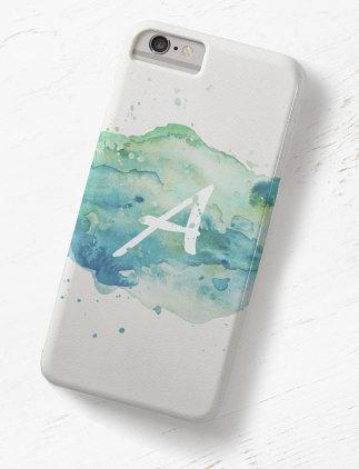 Monogram <br />iPhone 6 Cases