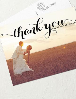Photo Thank you