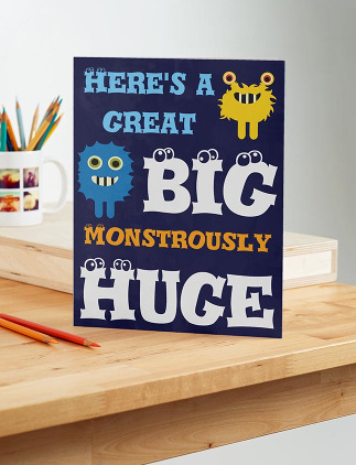 Big Greeting Cards