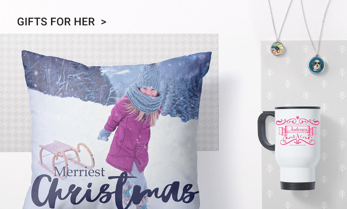 Christmas Gift Ideas - Gifts For Her from Zazzle
