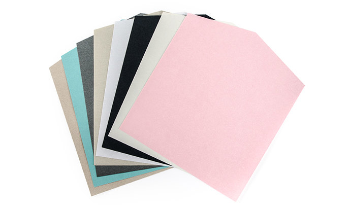 Dozens of fine paper options available!