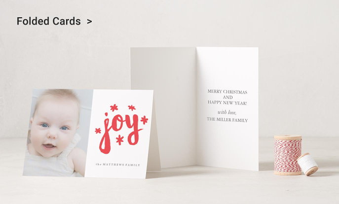 Christmas Cards - Greeting Cards