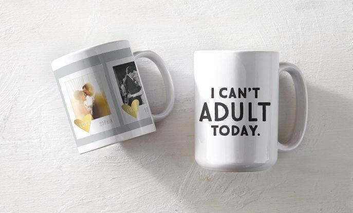 20% Off Mugs