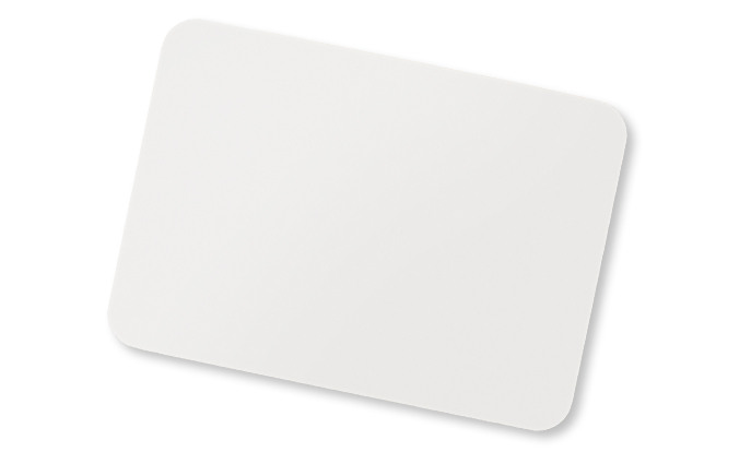 Rounded corners available on any design!